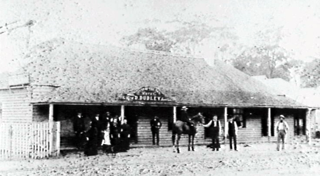 Star of the Sea Hotel BUlli 1890s
