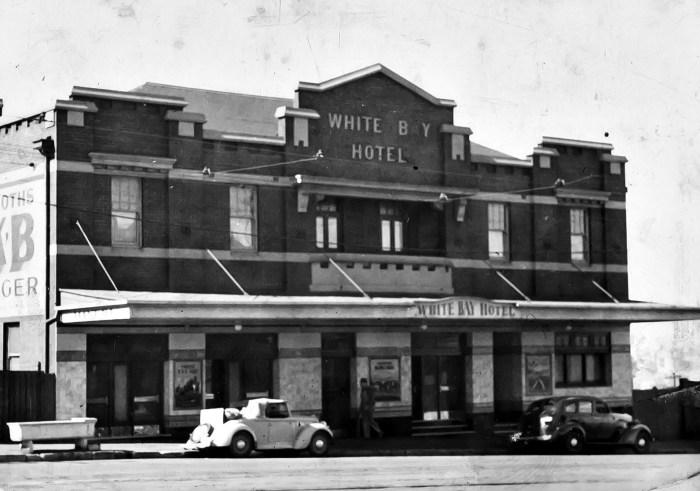 White Bay Hotel Rozelle 1949 ANU