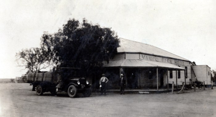 Yanco Glen Hotel Yanco Glen NSW November 1927 ANU