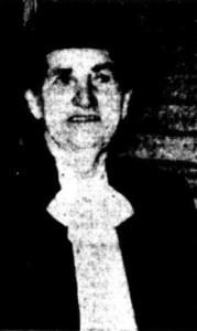 Mary Ellen Perry Launceston Examiner April 2 1947