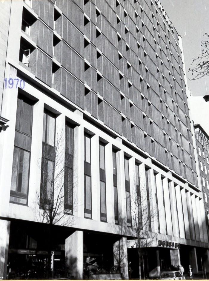 Menzies Hotel Sydney 1970 ANU