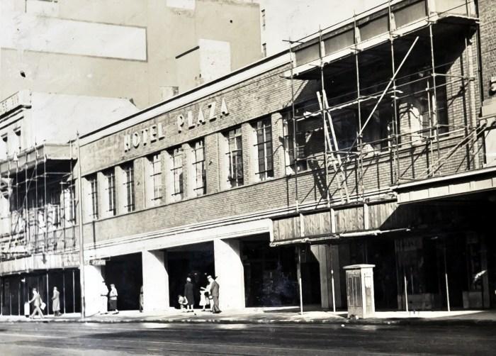 Plaza Hotel Sydney 1949 ANU