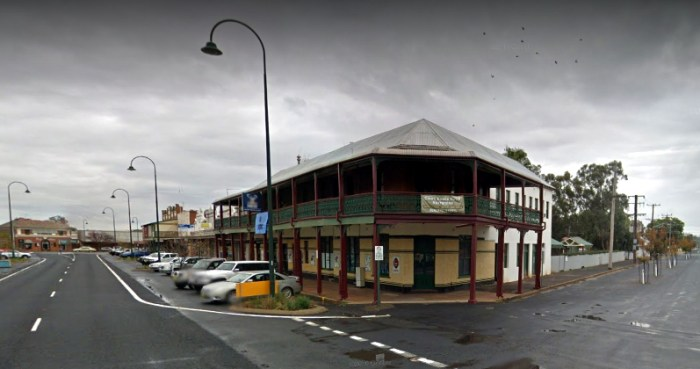 Court House Hotel Narromine NSW Google 2019