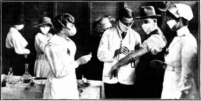 sydney 1919 influenza