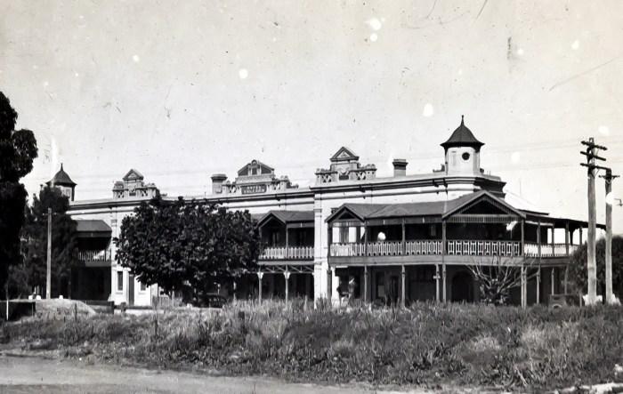 Culcairn Hotel 1949 NBA ANU