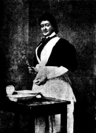 Mrs Maclurcan Queen's Hotel Townsville 1898