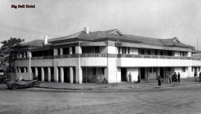 Big Bell Hotel WA 1