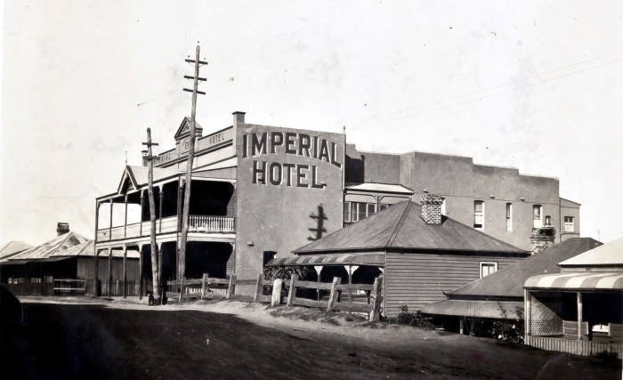 Imperial Hotel Clifton NSW C1930 NBA ANU