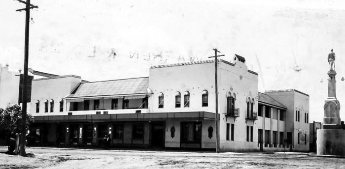 Imperial Hotel Walgett 1959 NBA ANU