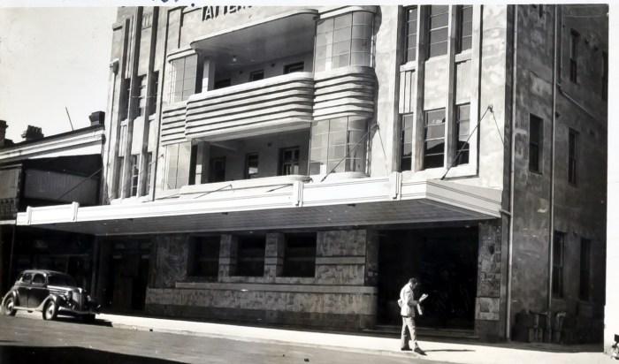 Tattersalls Hotel Armidale NSW 1938 NBA ANU