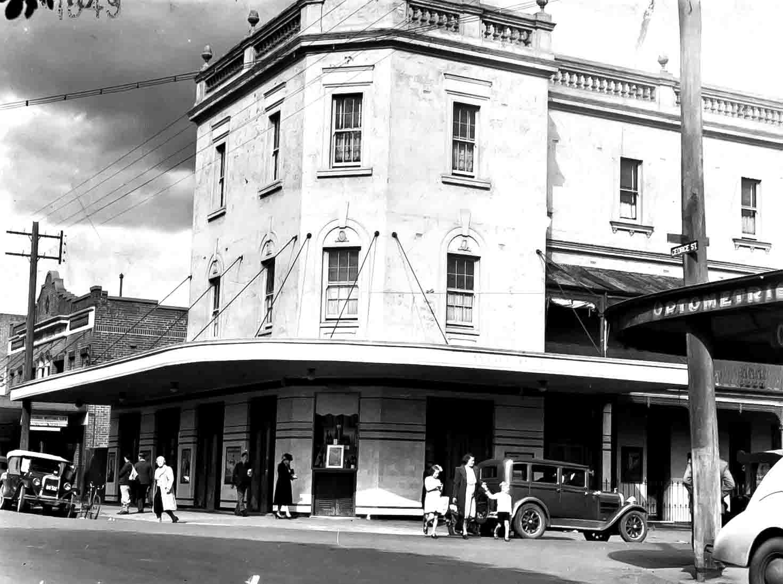 Woolpack Hotel, Parramatta