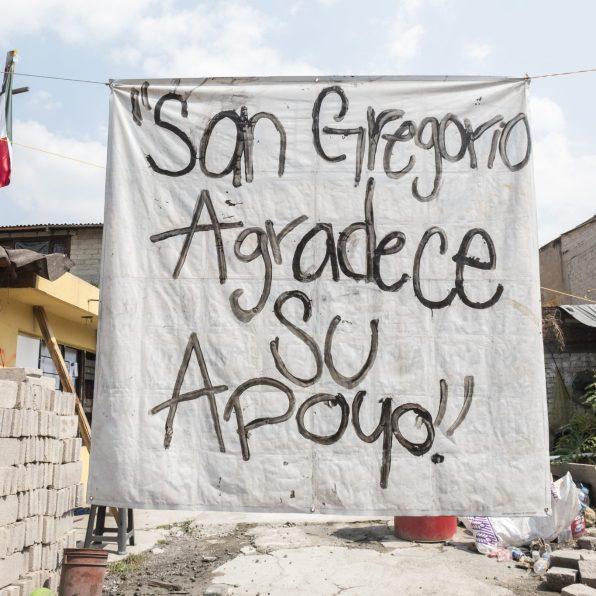 San Gregorio appreciates your support. Photo by Cate Cameron