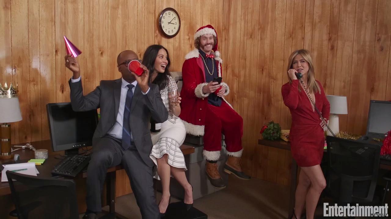 Christmas Office Party Cast.Office Christmas Party 123movies Christmas Day