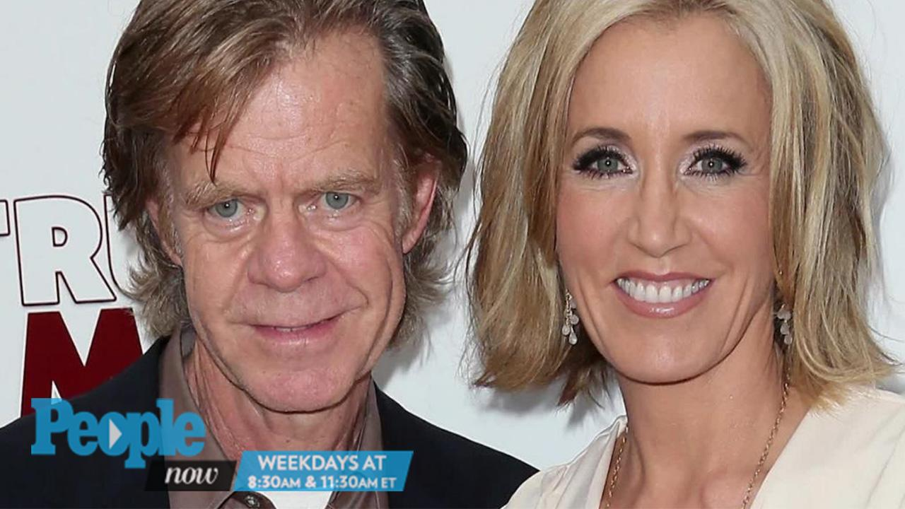 Prodigious! Shameless Star William H. Macy Does This Sweet Thing For His Wife And Daughters' Birthdays