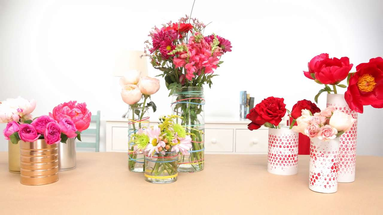 20 picture perfect centerpiece