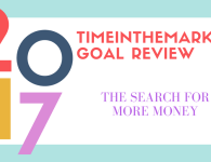 Time in the market's 2017 goal review