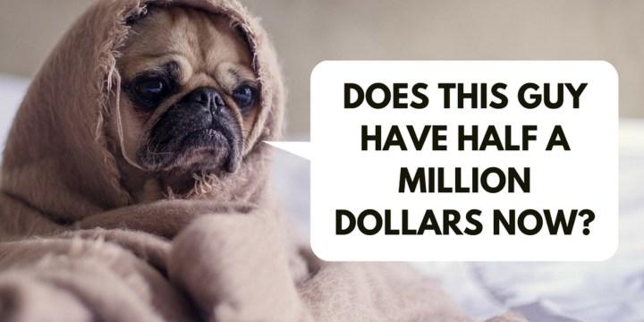 Portfolio Review – March 2018 – The Half Million Dollar Portfolio