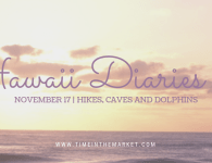 Hawaii Diaries #3 – Maha'ulepu, Hiking and Dolphins too!