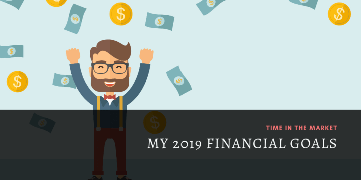 2019 financial goals