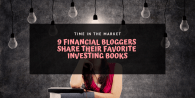 9 Financial Bloggers Talk About Their Favorite Investing Books