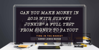 2019 Survey Junkie Review - Can You Earn Money Online with Surveys?