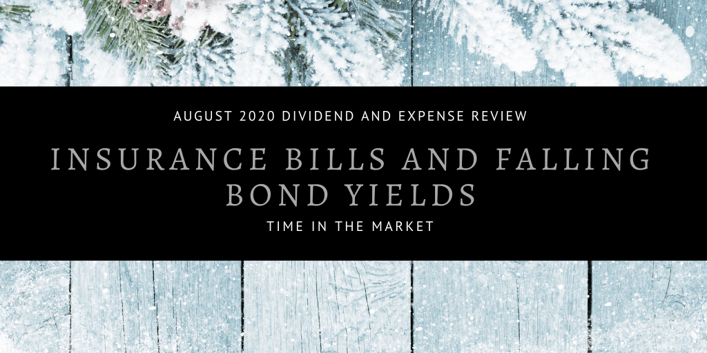 Dividend and Expense Review – August 2020 – Insurance Bills