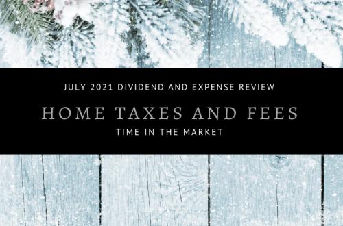 Home Taxes