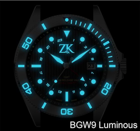 GMT BGW9