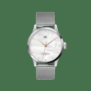 damen-automatikuhr-finesse-white-pearl-rosegold-eta-2824