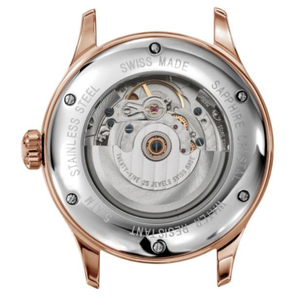 ladies-automatic-watch-finesse-white-pearl-all-rosegold-eta-2824-case-back