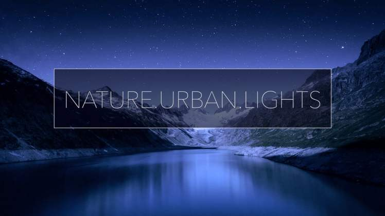 Nature.Urban.Lights