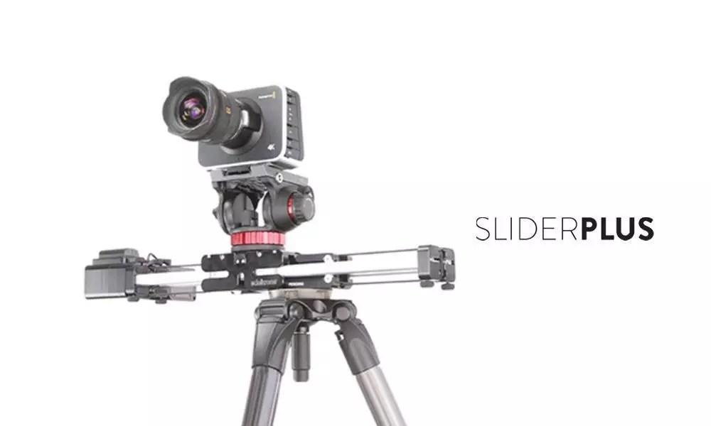Edelkrone SliderPLUS Small con modulo Action & Target