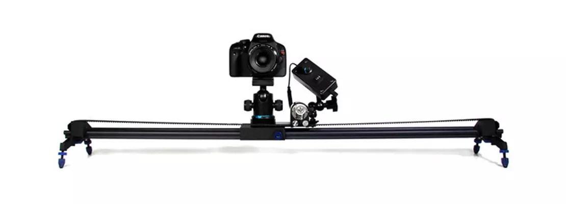 Motorizzare uno Slider esistente a poco costo: Revolve
