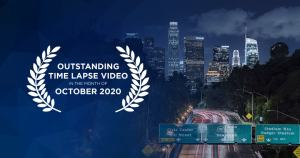 Outstanding Time Lapse Videos October 2020