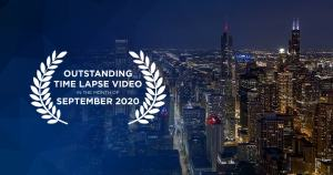 Outstanding Time Lapse Videos September 2020