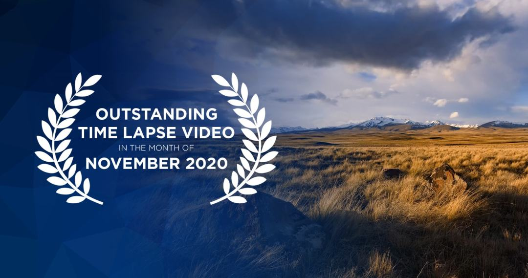 Outstanding time lapse video of november 2020