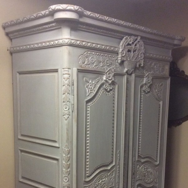 Painted Vintage Bedroom Furniture