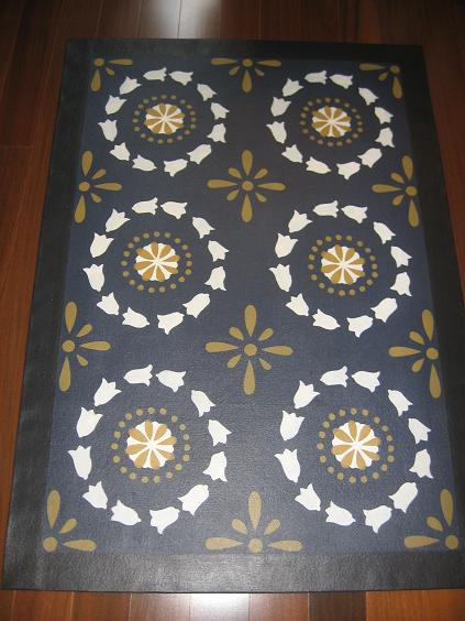 Timeless Floorcloths  Floorcloth Gallery III