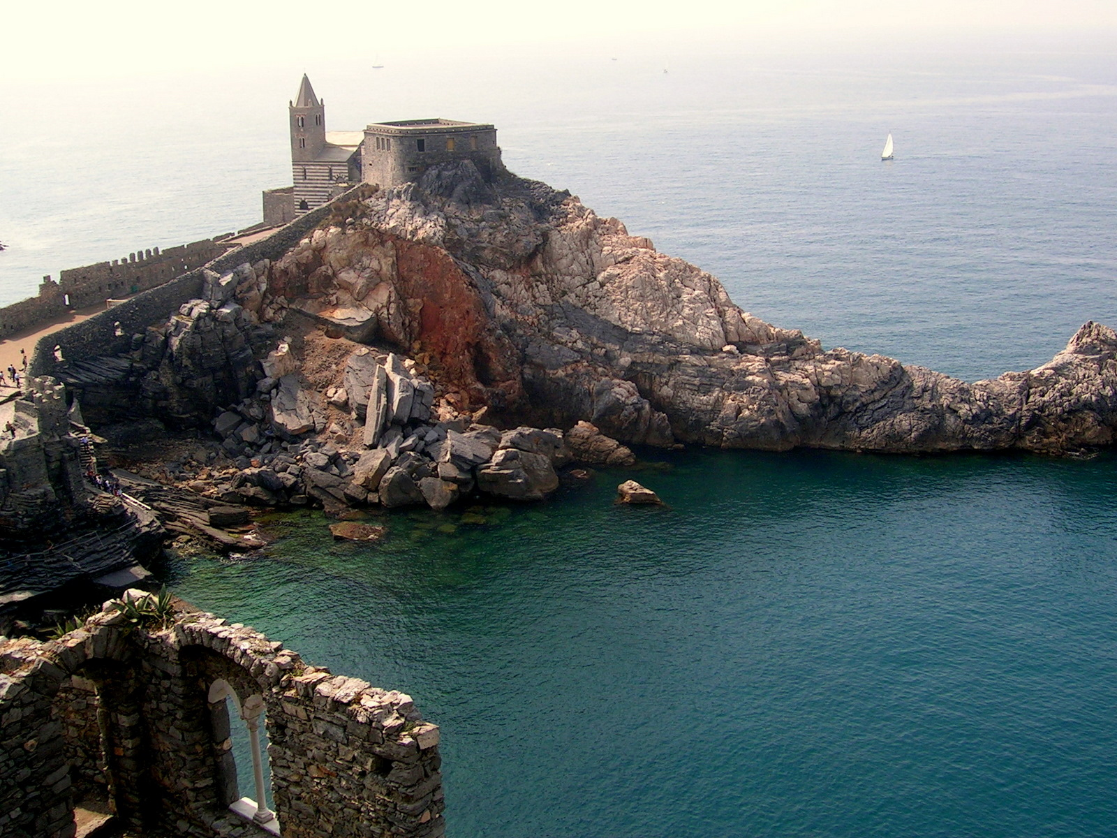 Swim With Lord Byron In The Bay Of Poets Timeless Italy