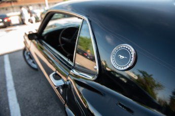 Dale Dingerson 1969 Mustang