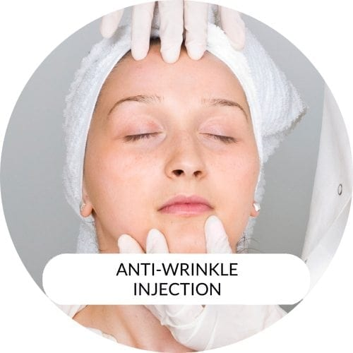 Anti Wrinkle Injections (Botox)
