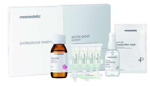 Professional Acne peel system