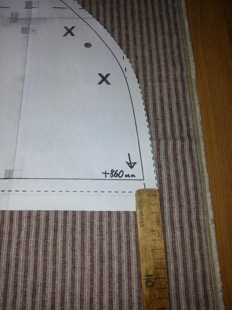 pdf pattern, how to assemble