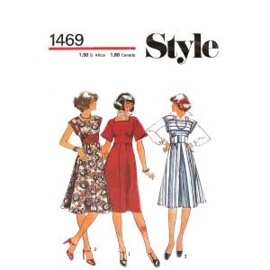 1970s Dress Patterns