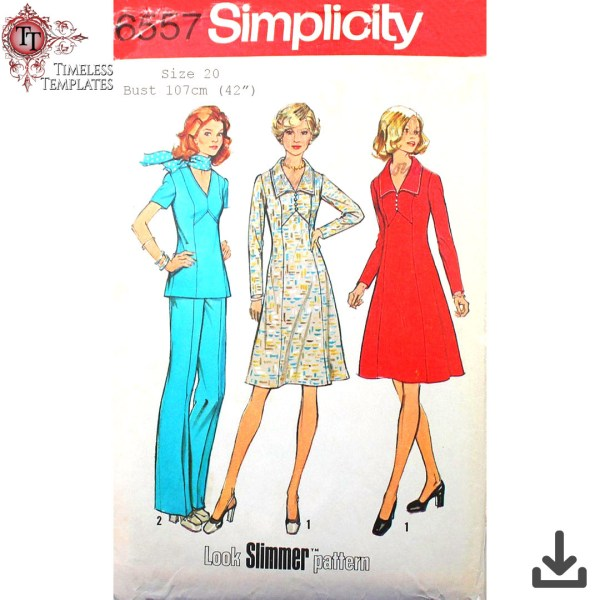 simplicity 6557