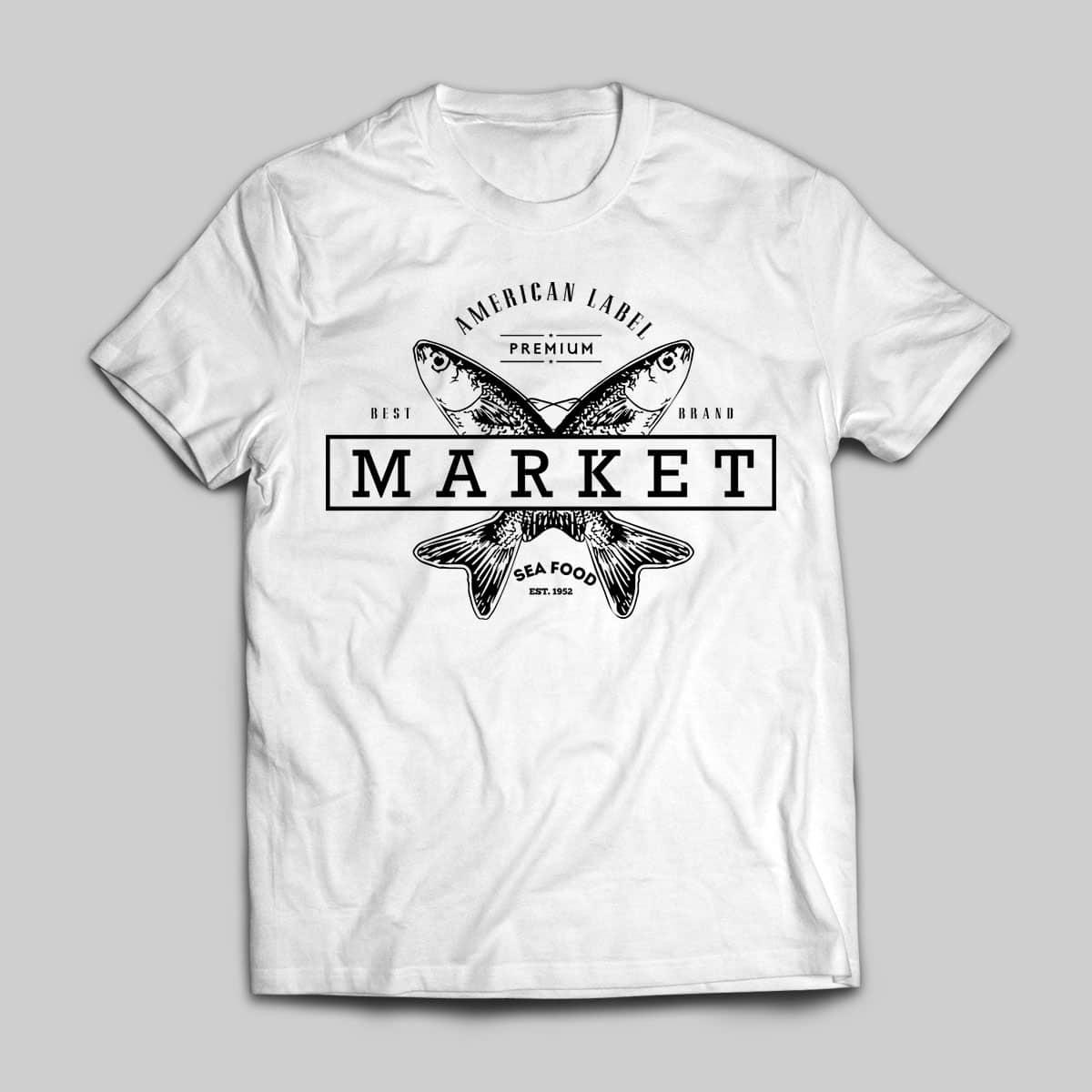 Market T-Shirt via @GGeorgina_mytimelessfootsteps/