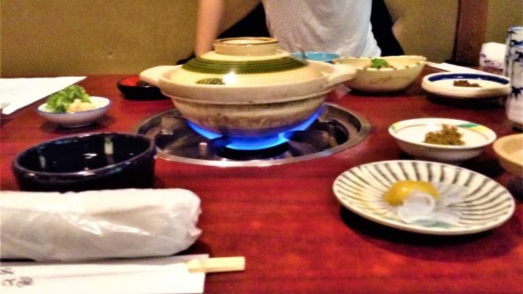 Tofu hotpot
