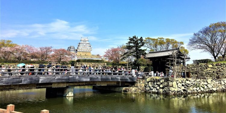 Entrance to Himeji Castle Ultimate 1 day guide to the best of Himeji, Japan