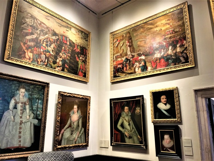 An art collection through the ages at the Queen's House