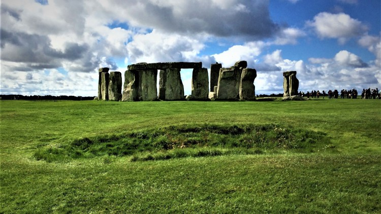 Stonehenge - The Stone Circle